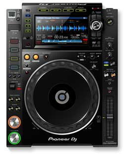 Pioneer DJ CDJ-2000NXS2 Professional Multi Player - Best Wedding DJ Equipment